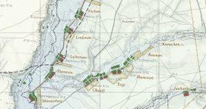 Russian Mennonite Historical Maps