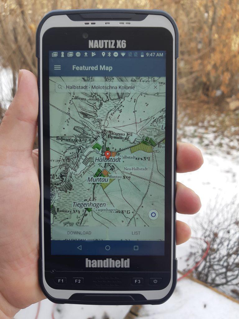 Mobile Historical Navigation